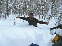 Me buried at Peligroso Dec 07