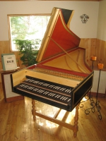 My Flemish Twin Harpsichord